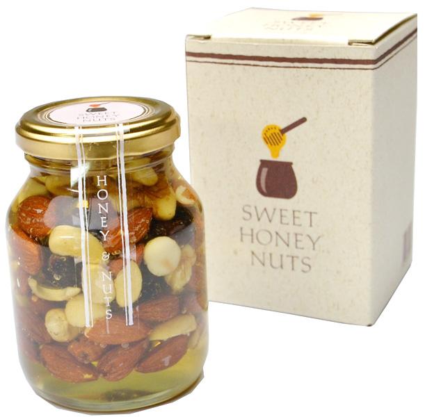 ナッツの蜂蜜漬け~Sweet honey nuts~