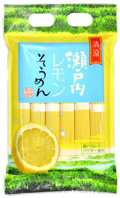 【夏季限定】瀬戸内レモンそうめん