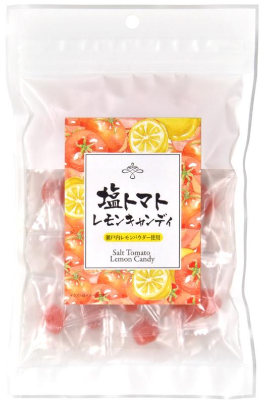 塩トマトレモンキャンディ