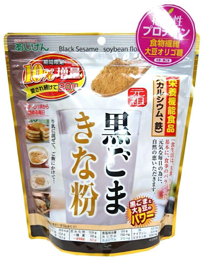 元祖・黒ごまきな粉385g(10%増量)